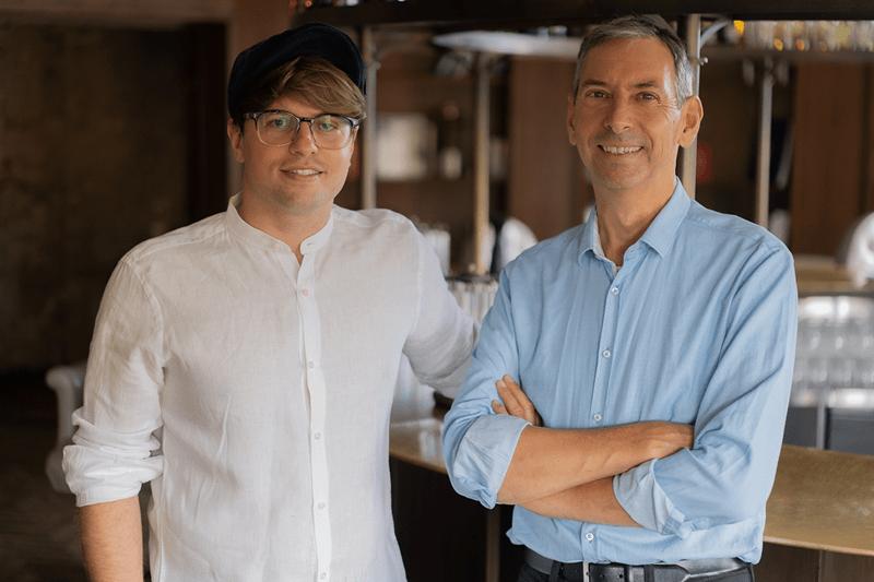 Die Gründer von independesk - Karsten und Erik